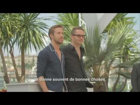 Ryan Gosling talks about Nicolas Winding Refn
