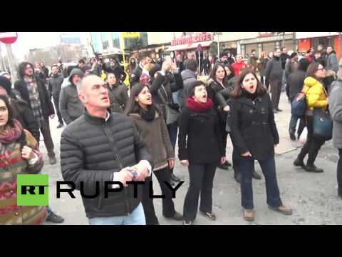 Turkey: Activists arrested at Ozgecan Aslan protest in Istanbul