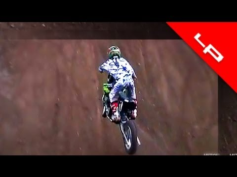 15 year old on 1400cc dirt bike wins King of the Hill