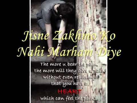 ♥♥ Zindagi Ne Zindagi Bhar Gham Diye ♥♥