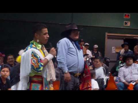 rudy youngblood speech @ white swah powwow 2010 Video
