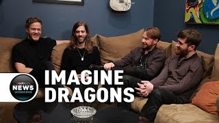 Download Lagu Imagine Dragons on Being Famous & Never Having Enough Deodorant Gratis STAFABAND