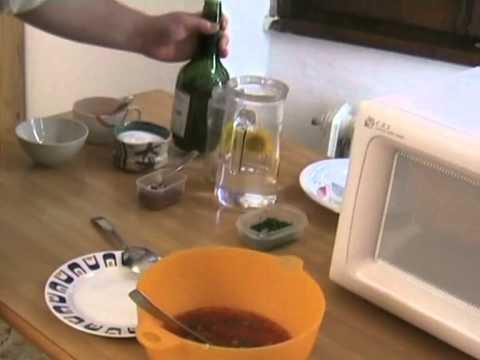 Cucinare nel microonde