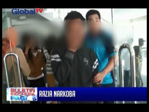 BNN Geledah Kos-Kosan Di Jakarta, 7 Penghuni Positif Pakai Narkoba - BIP 02/09