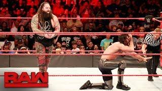 Seth Rollins vs. Bray Wyatt - مشاهدة مصارعة سيث رولنز وبراي وايت