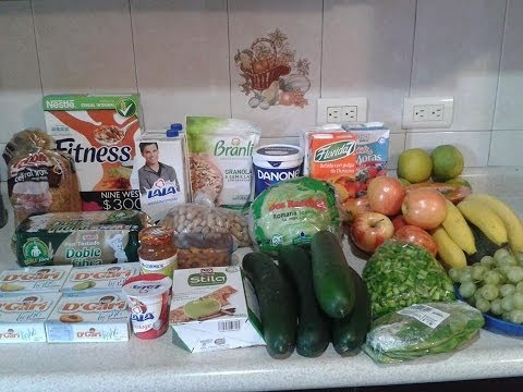 Ingredientes Para Iniciar Una Dieta Saludable Facil Y Rapido By Angy