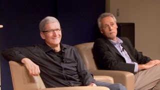 Apple CEO Tim Cook on the Importance of Writing Your Own Rules