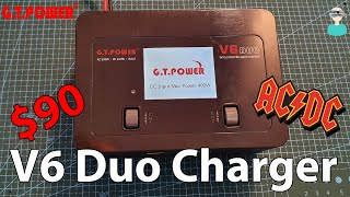 G.T.Power V6 DUO AC/DC Charger