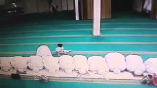 The theft in the mosque