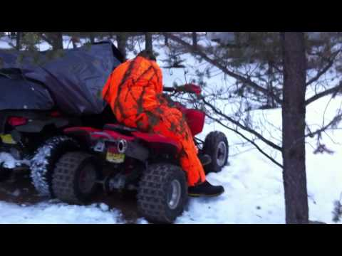 my polaris predator 500 Sucks in Cold Weather!