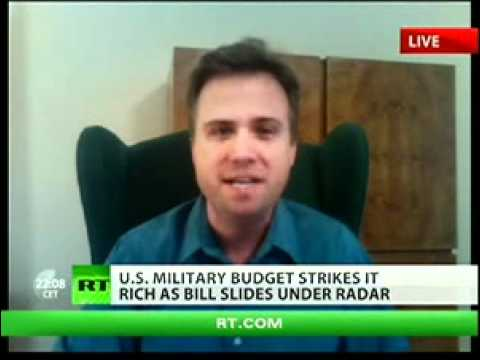 Russia Today: US House approves record setting military spending bill