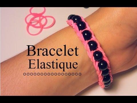 Comment faire un bracelet élastique avec des perles