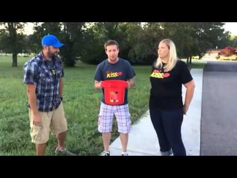 Al's Rice Bucket Challenge.