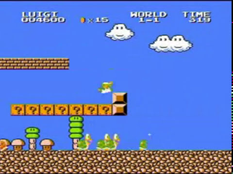Super Mario Bros. 2 ( the lost levels )  ( retrospective Mario partie 2 )