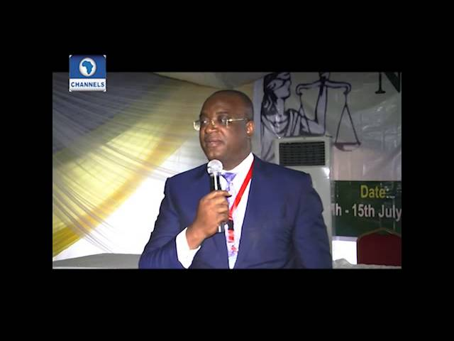 Law Weekly: Highlights Of Election Day As Alegeh Emerges President-elect  of NBA Pt.2