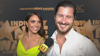 Val Chmerkovskiy Hilariously Says He's a DADDY Whether He and Jenna Johnson Have Kids or Not!
