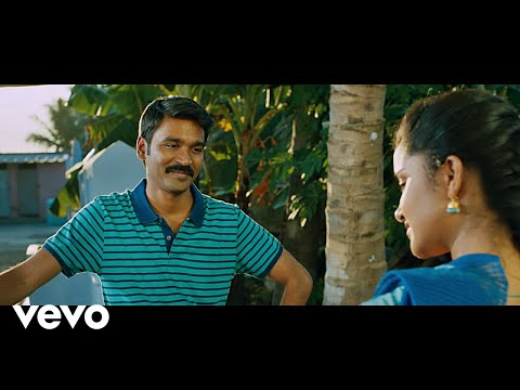 Kodi - Ei Suzhali Tamil Video | Dhanush, Trisha | Santhosh Narayanan