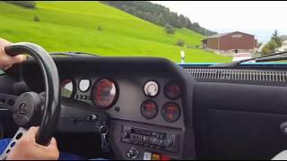 Eine Fahrt im Renault Alpine a110 & a310//Michaelskreuzrennen 2017