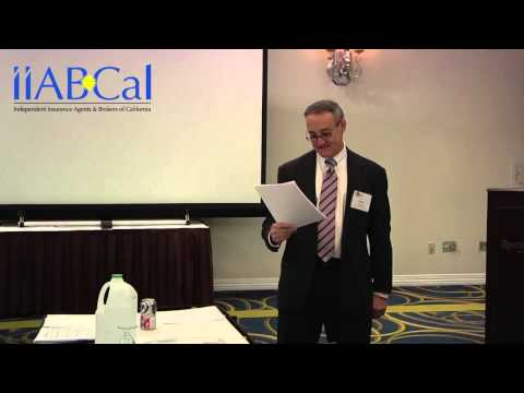 2013 New Laws Briefing: Auto Insurance - Part 1