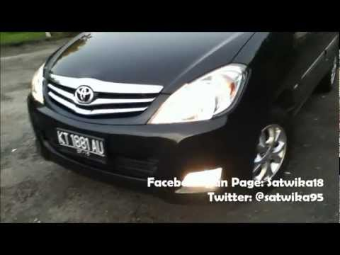 2010 Toyota Kijang Innova 2.0 G Luxury (Start up. engine. in depth