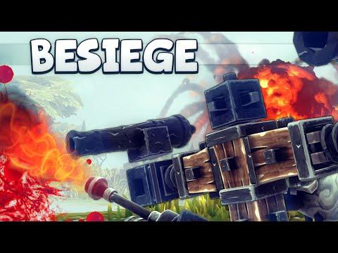 Besiege - Turboman video