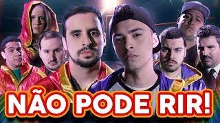NÃO PODE RIR! - com South America Memes, Bispo Arnaldo e MC Nandinho