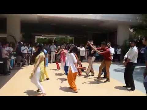 Fungama : Flash Mob in Infosys Mysore