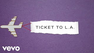 Download Lagu Brett Young - Ticket To L.A. (Lyric Version) Gratis STAFABAND