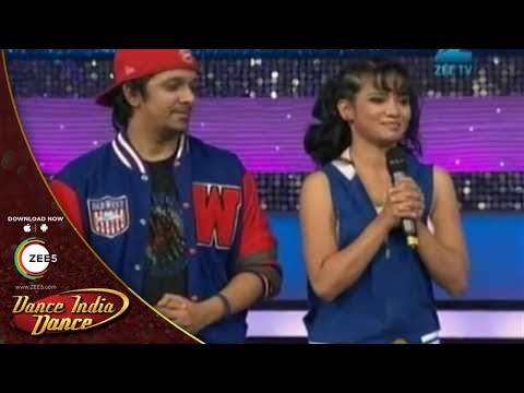 Dance India Dance Season 3 Feb. 11 12 - Sahil & Lipsa