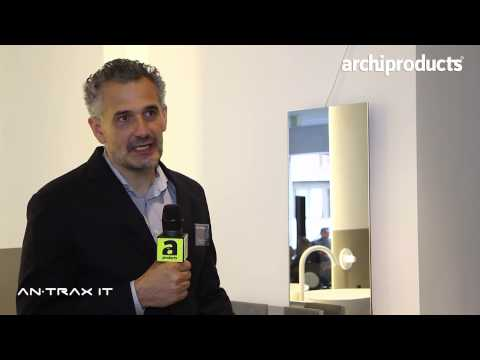 ANTRAX | Alberico Crosetta | Archiproducts Design Selection - Salone del Mobile Milano 2015