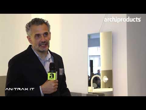 ANTRAX | Alberico Crosetta | Archiproducts Design Selection - Salone del Mobile Milano 2015