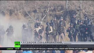 Facebook revealed info on Dakota pipeline protest group to prosecutor - The Intercept