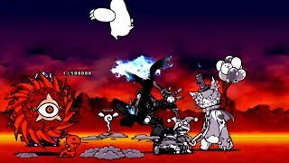 The Battle Cats - Space Cat Awakens! [CHEESE]