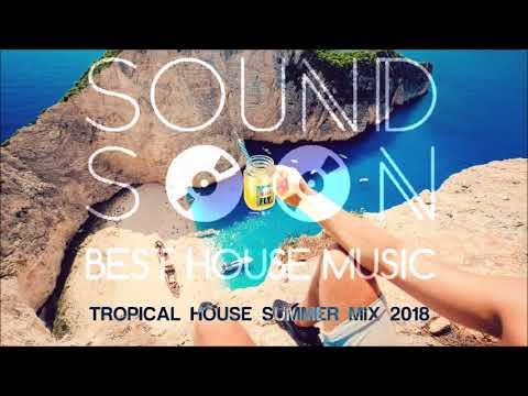 MUSICA DA SPIAGGIA ESTATE 2018 - 🌴 Melodic & Tropical Deep House | Summer 2018 Mix