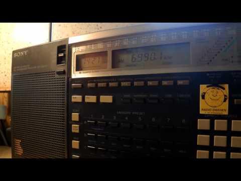 13 10 2015 Local Radio Voronezh in Russian to Russia via Comintern Radio 1420 on 6990 Voronezh