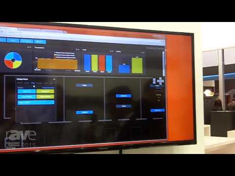 ISE 2015: Medialon Demos Overture Software Control System