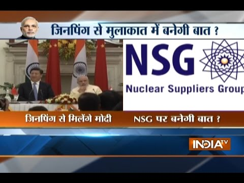 PM Modi in Tashkent, Will Meet Xi Jinping to Push for NSG Diplomacy with China