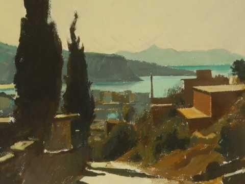Εθνική Πινακοθήκη Κέρκυρας. Compiled by EcoCorfu