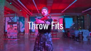 London On Da Track & G-Eazy - Throw Fits | J.Lim choreography | New Class