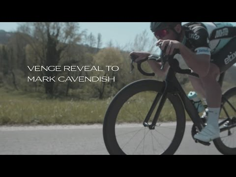 S-Works Venge Reveal to Mark Cavendish
