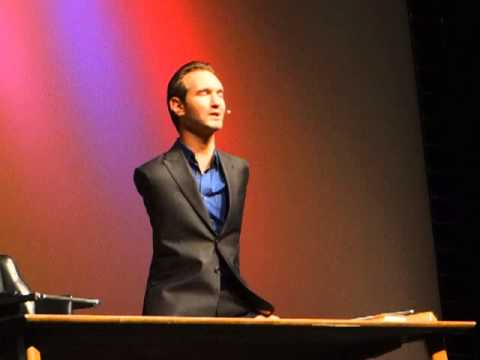 Nick Vujicic at Roy High School- Love Without Limits UTAH Evening Service- 3-7-13