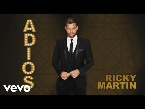 Ricky Martin - Adiós (Spanish Version) (Cover Audio)