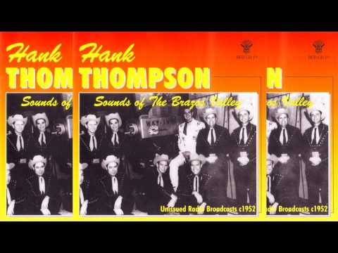 Hank Thompson - A Broken Heart And A Glass Of Beer