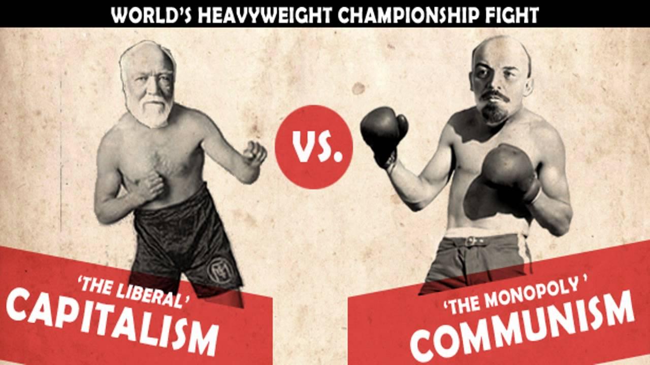 essays on capitalism vs communism