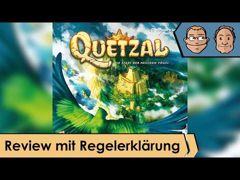 Quetzal: Die Stadt der heiligen Vögel – Brettspiel – Review und Regelerklärung