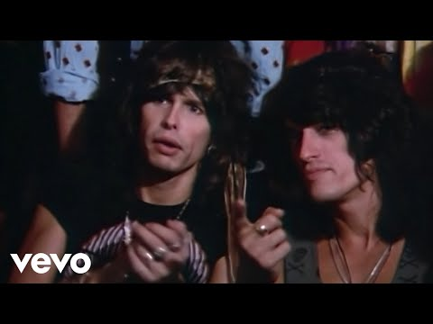 Aerosmith - Let The Music Do The Talking