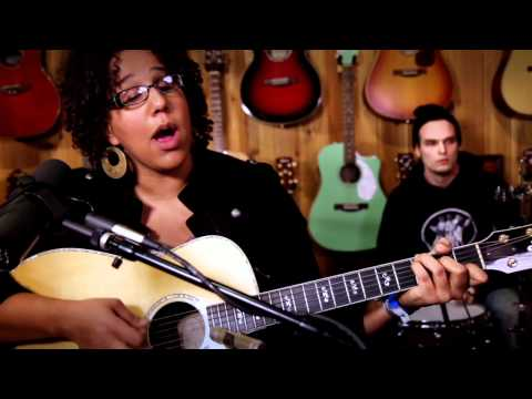 Alabama Shakes &quot;Hold On&quot; At: Guitar Center