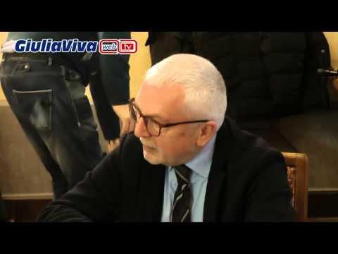 Conferenza stampa annullamento concessione Colle dei nidi