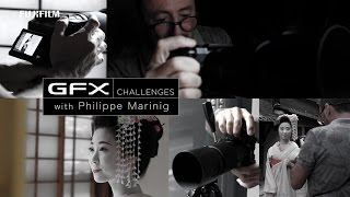 GFX challenges with Philippe Marinig / FUJIFILM