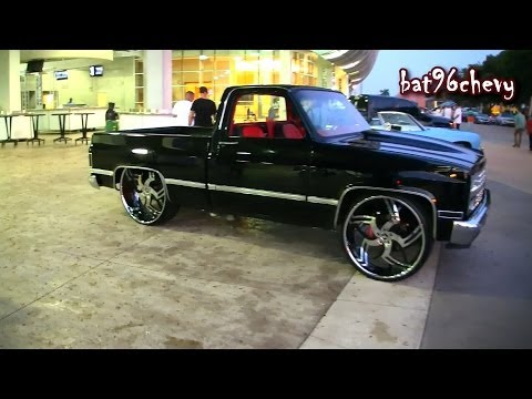Short Bed Chevy On 26s